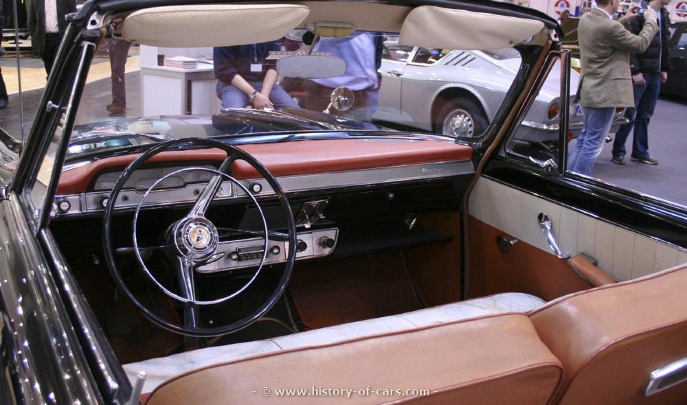 Ford Zephyr 1962 foto - 3