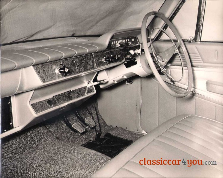 Ford Zephyr 1962 foto - 4