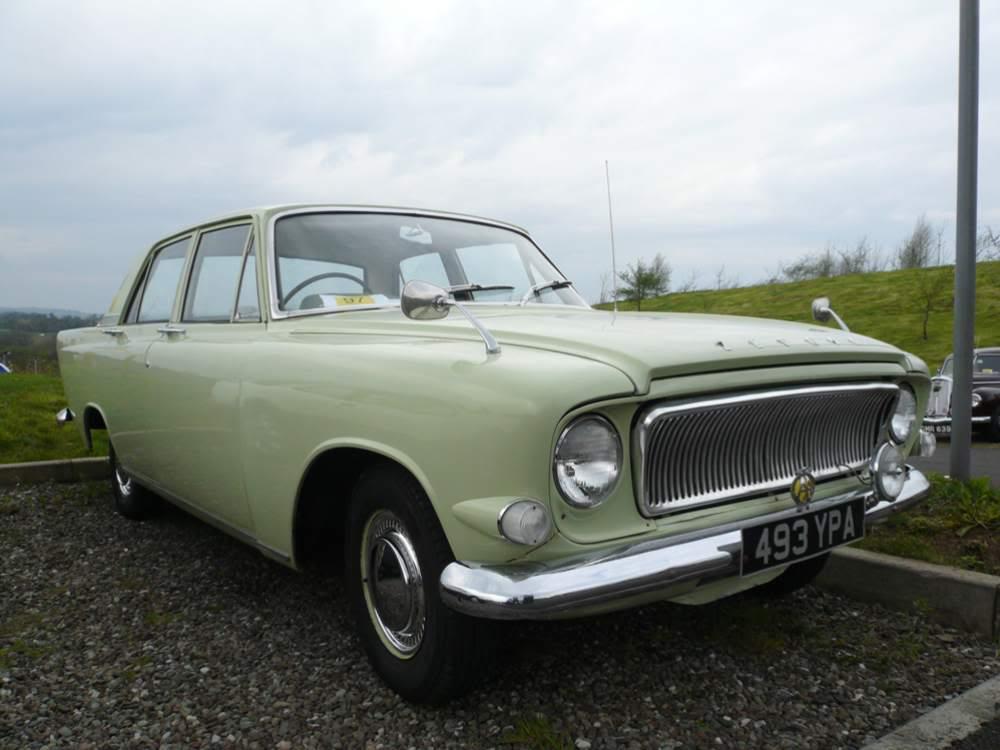 Ford Zephyr 1963 foto - 1
