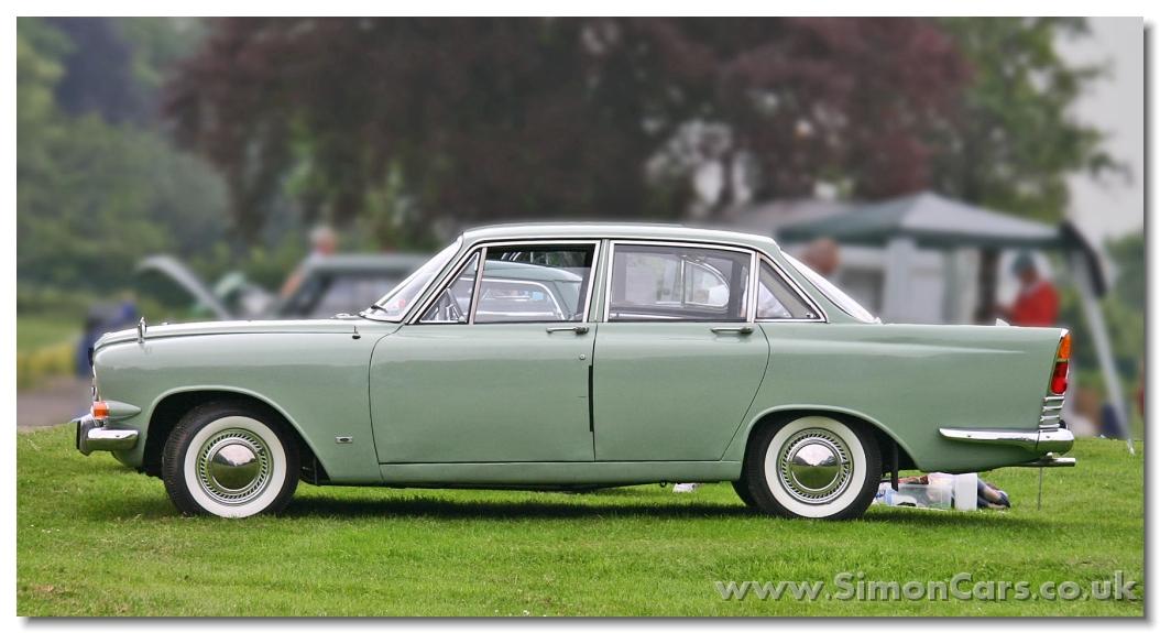 Ford Zephyr 1963 foto - 4