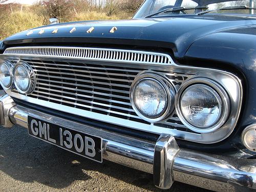 Ford Zephyr 1964 foto - 1