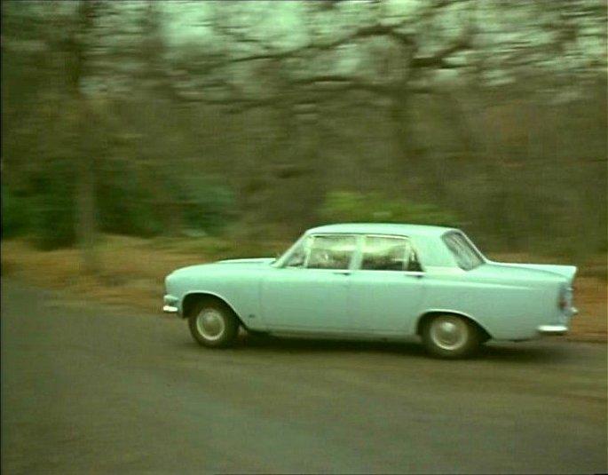 Ford Zephyr 1964 foto - 2