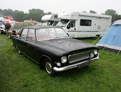 Ford Zephyr 1964 foto - 3
