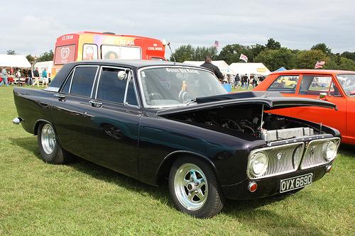Ford Zephyr 1964 foto - 4
