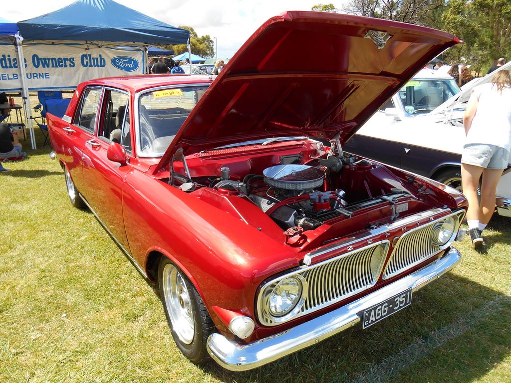 Ford Zephyr 1964 foto - 5