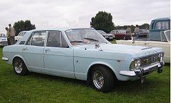 Ford Zephyr 1970 foto - 1