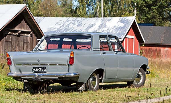 Ford Zephyr 1970 foto - 2