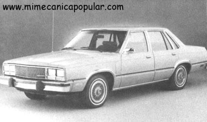 Ford Zephyr 1979 foto - 1