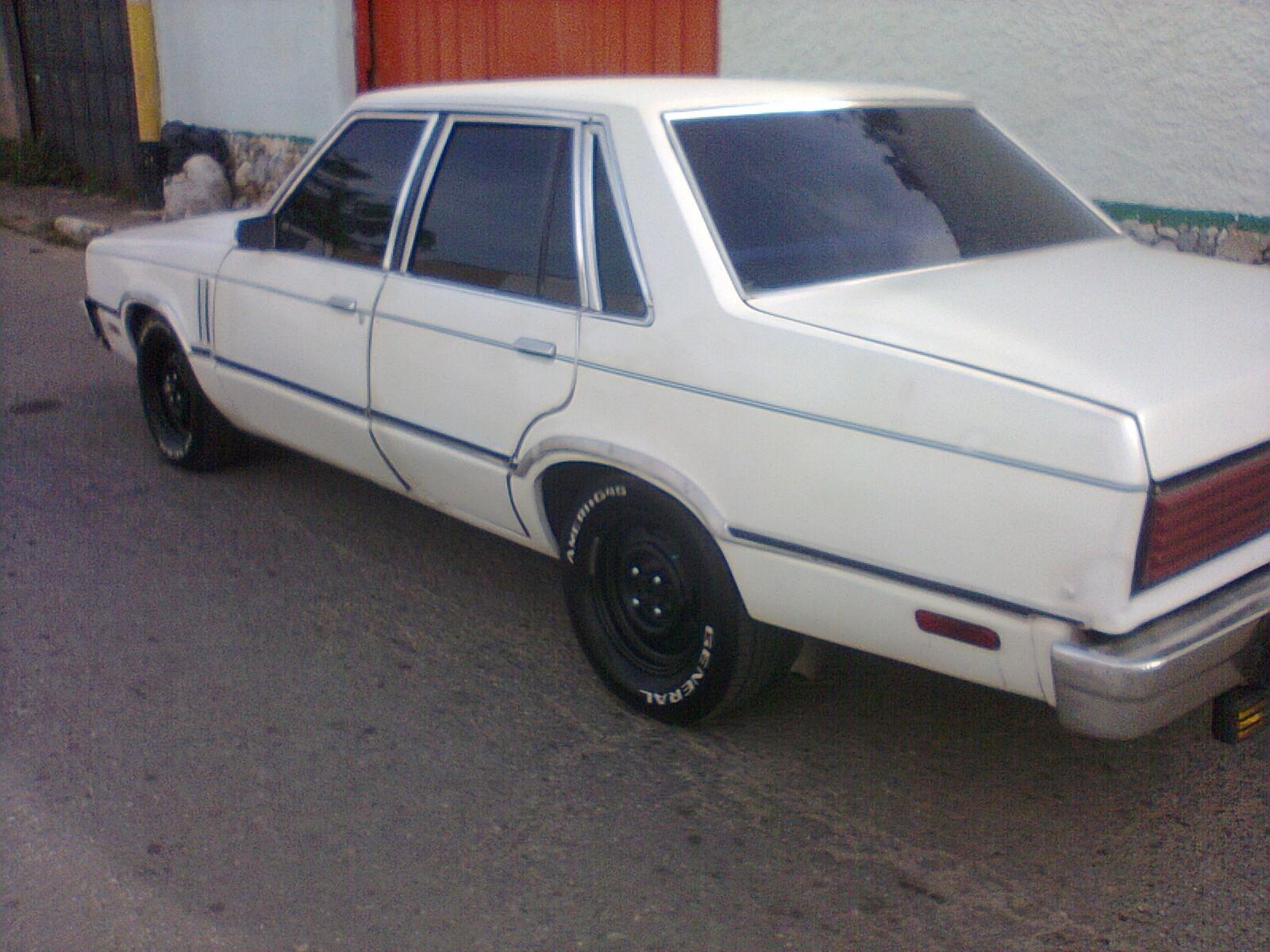 Ford Zephyr 1980 foto - 2