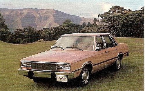 Ford Zephyr 1980 foto - 4