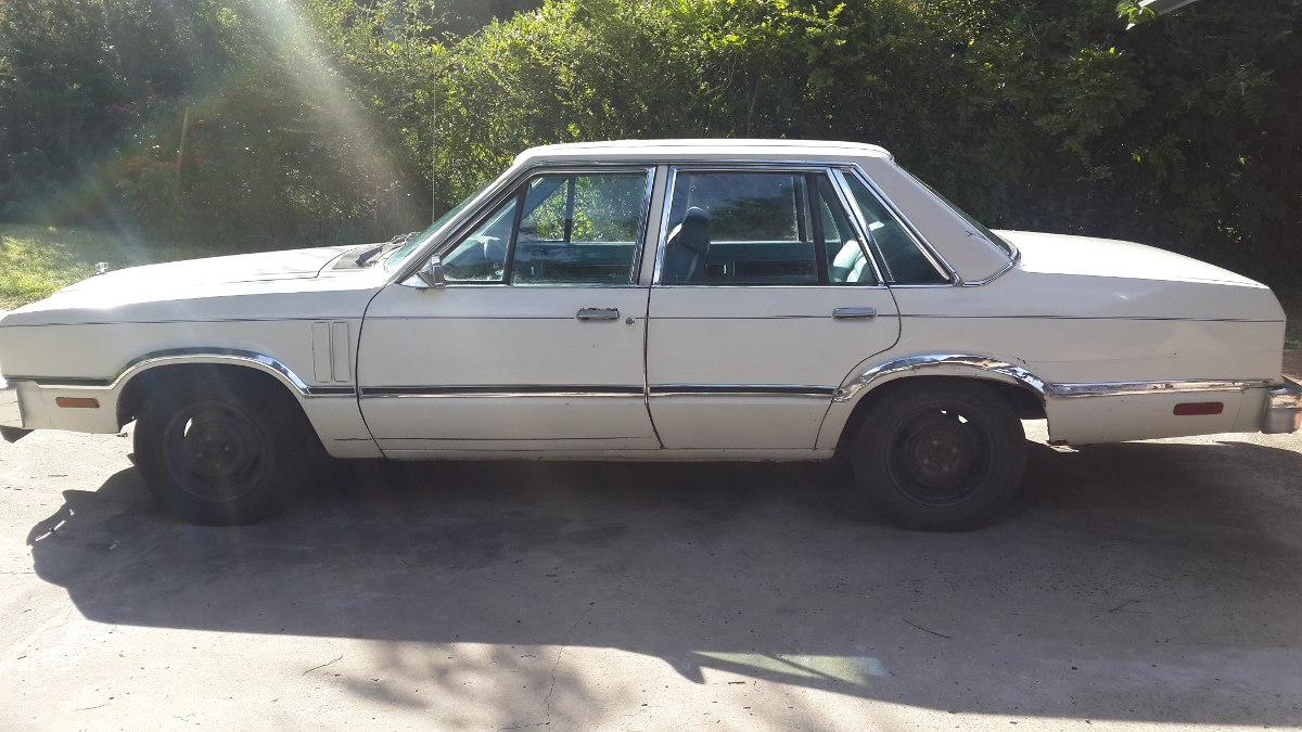 Ford Zephyr 1980 foto - 5