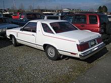 Ford Zephyr 1981 foto - 3