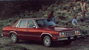 Ford Zephyr 1982 foto - 3