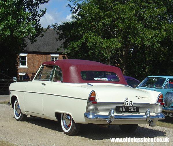 Ford Zodiac 1962 foto - 1