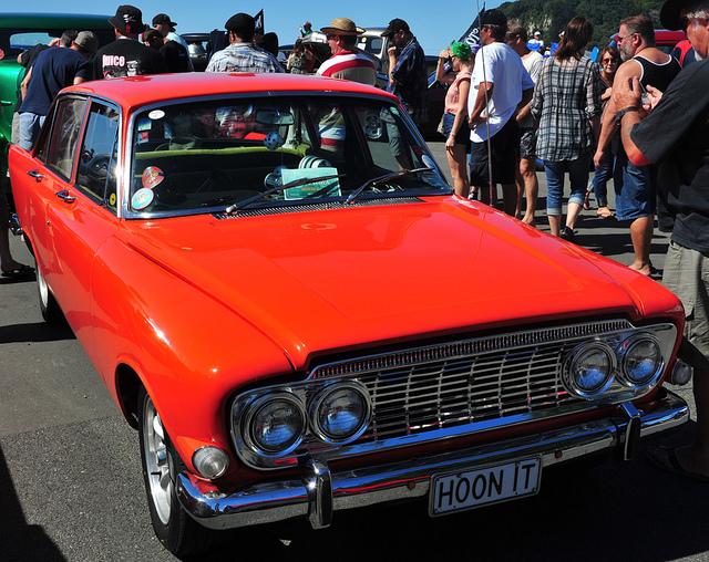 Ford Zodiac 1964 foto - 3