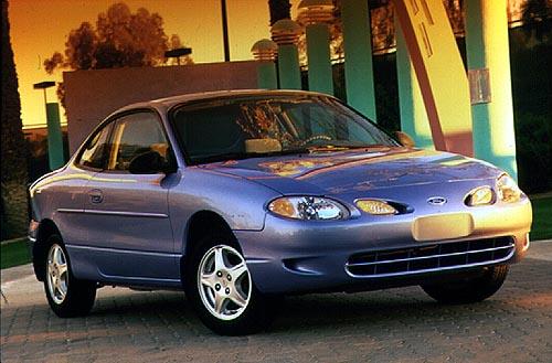 Ford Zx2 1998 foto - 3