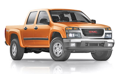 GMC Canyon 2007 foto - 2
