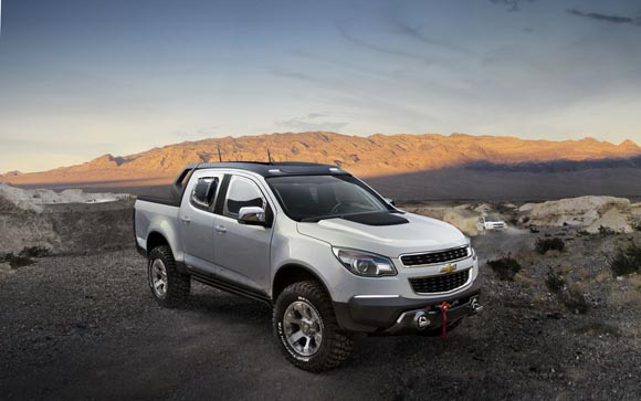 GMC Canyon 2013 foto - 2