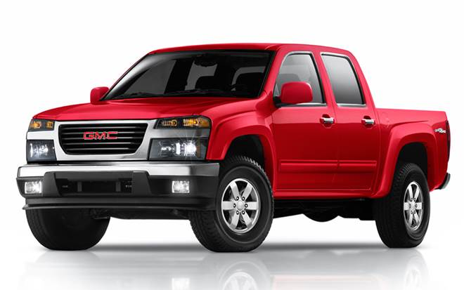 GMC Canyon 2013 foto - 4