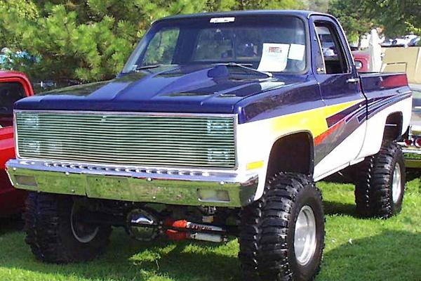 GMC Jimmy 1988 foto - 1