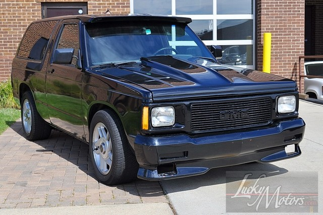 GMC Jimmy 1990 foto - 2