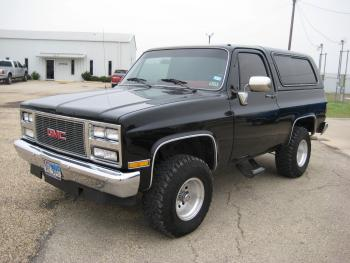 GMC Jimmy 1990 foto - 5
