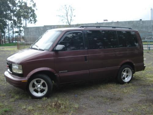 GMC Safari 1997 foto - 2