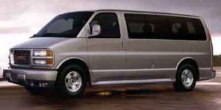 GMC Savana 2002 foto - 2
