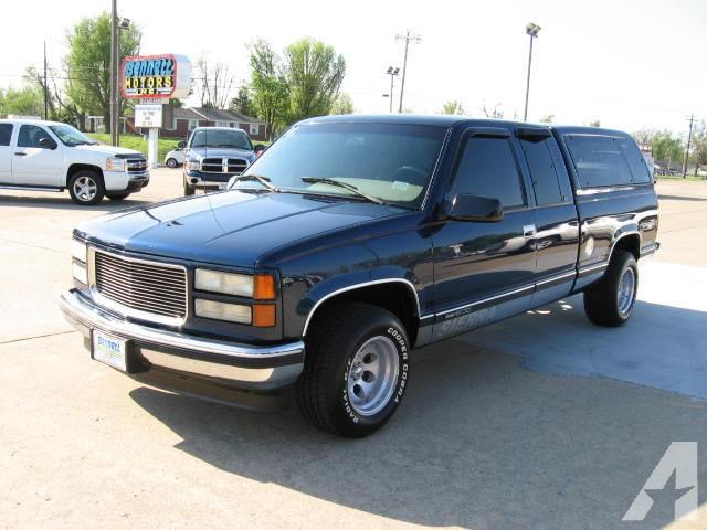 GMC Sierra 1996 foto - 2