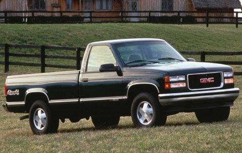 GMC Sierra 1998 foto - 1