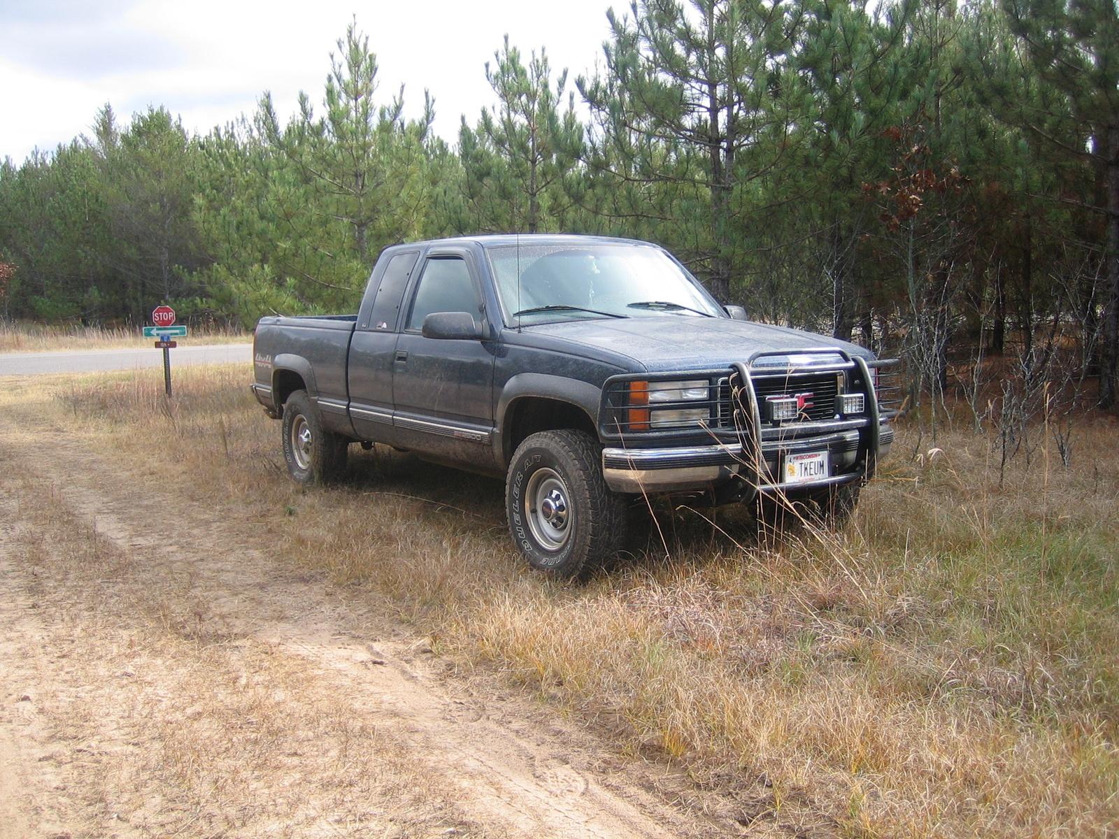 GMC Sierra 1998 foto - 4