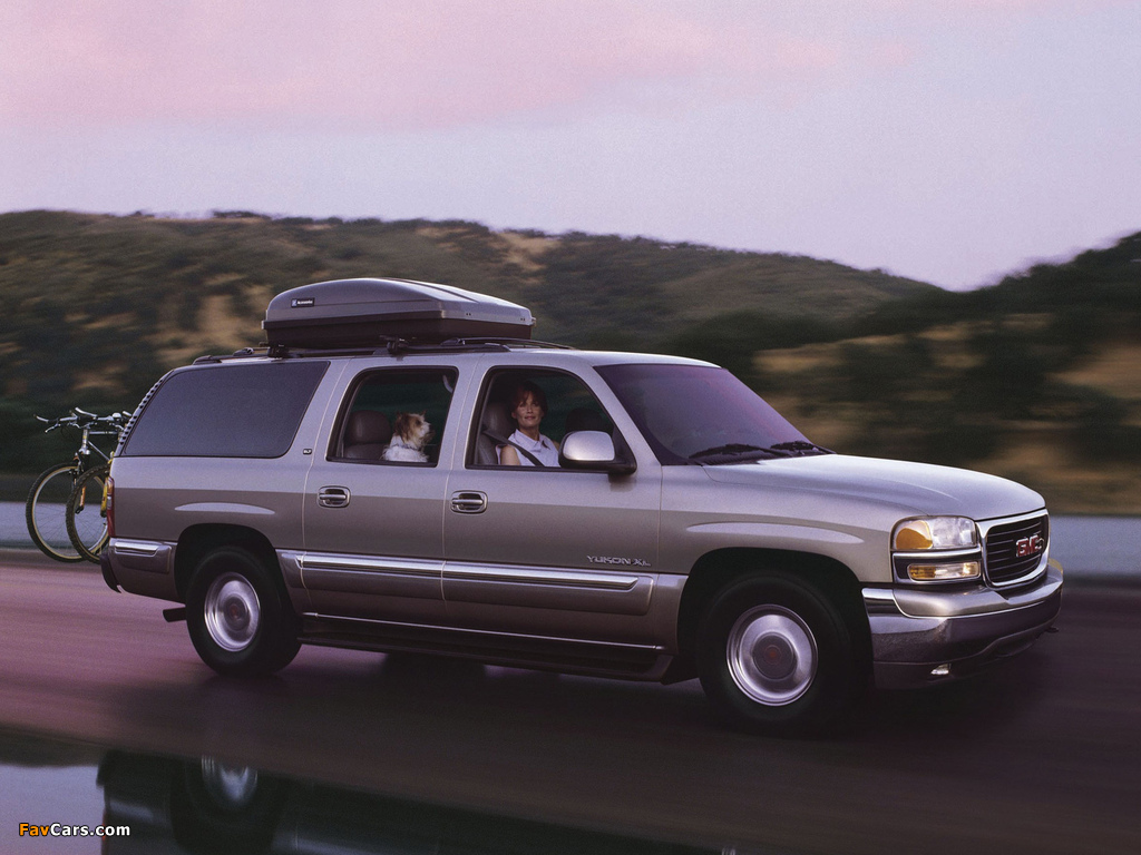GMC Yukon 2000 foto - 4