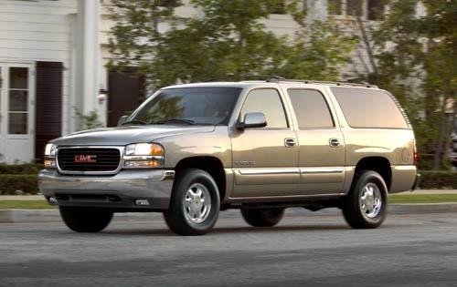 GMC Yukon 2005 foto - 3