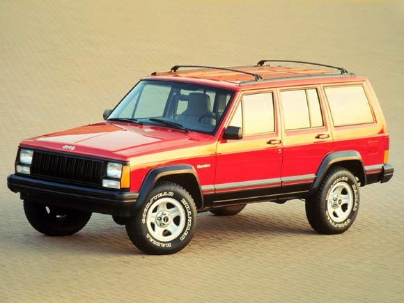 Jeep Cherokee 1987 foto - 1