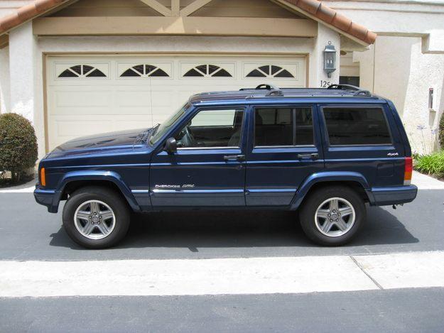 Jeep Cherokee 1987 foto - 2
