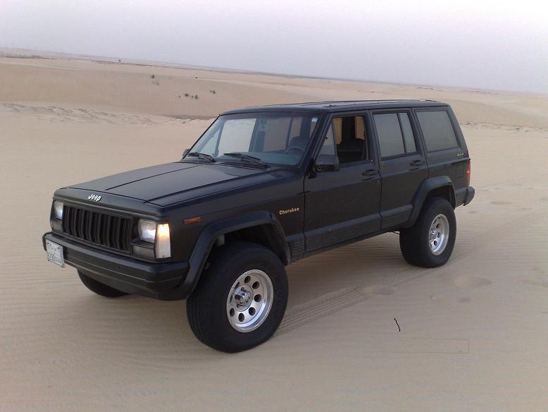 Jeep Cherokee 1991 foto - 1