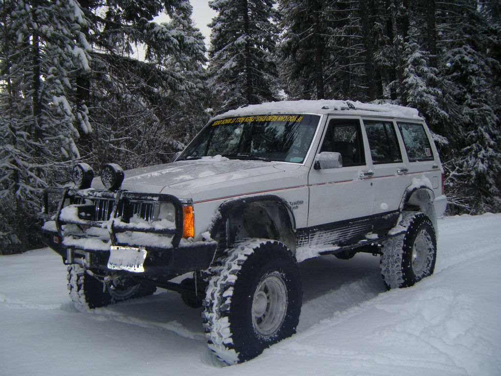 Jeep Cherokee 1991 foto - 3