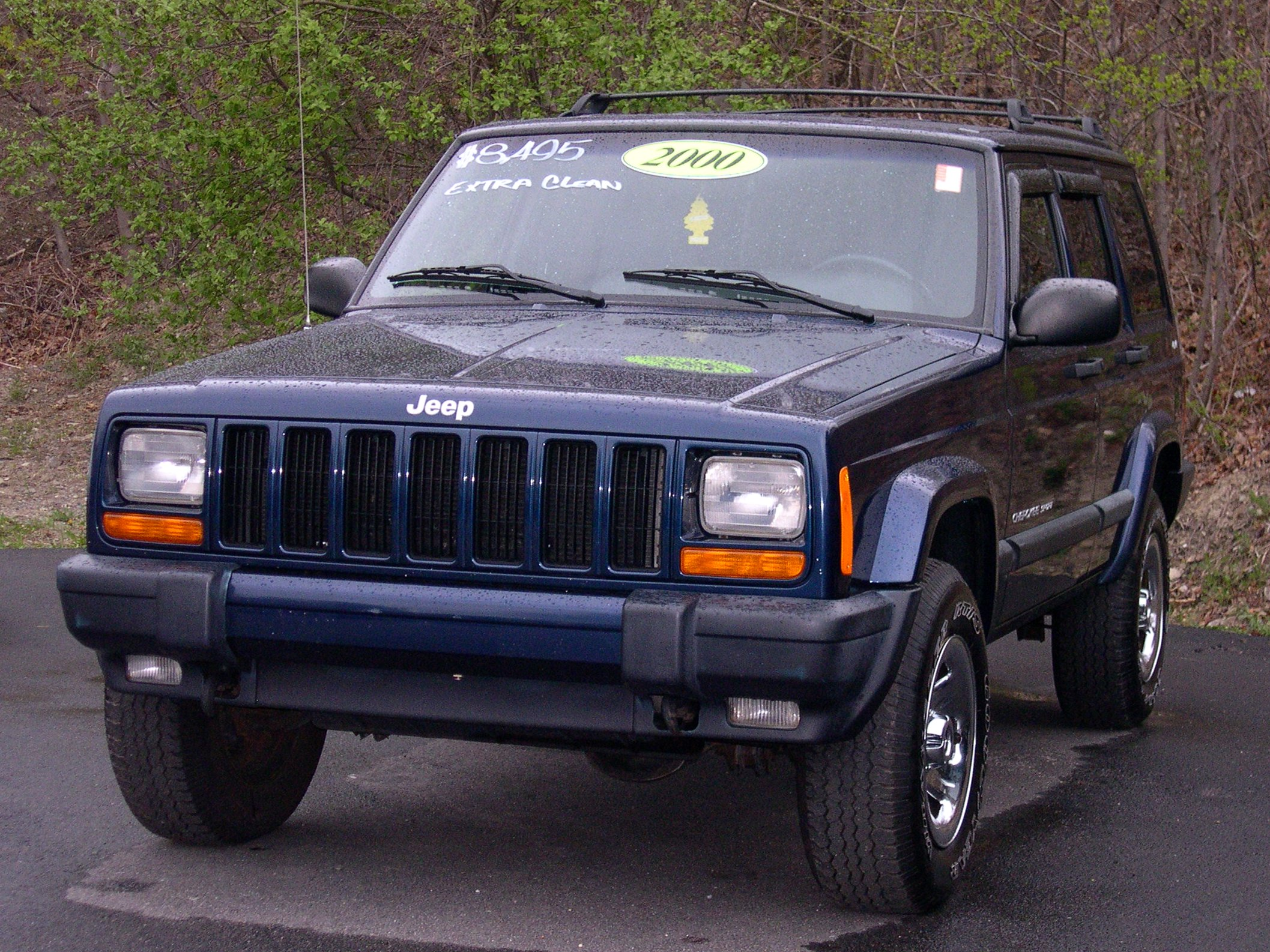 Jeep Cherokee 2003 foto - 1