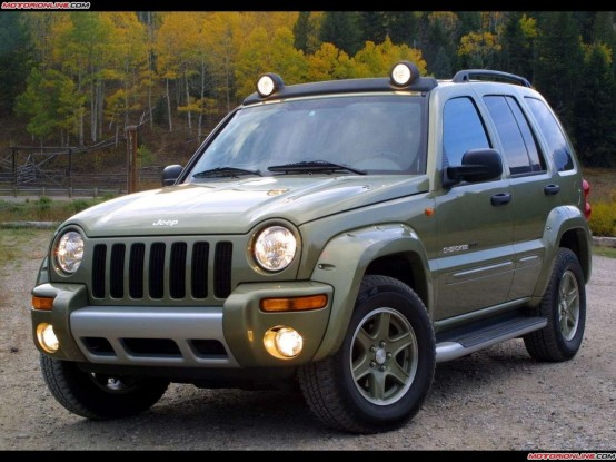 Jeep Cherokee 2003 foto - 4