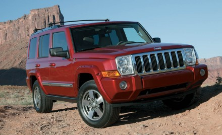 Jeep Commander 2014 foto - 3