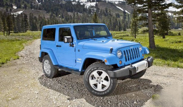 Jeep Laredo 2012 foto - 4