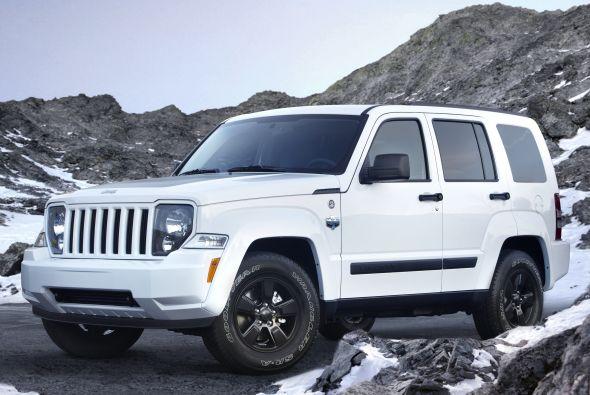 Jeep Liberty 2012 foto - 2