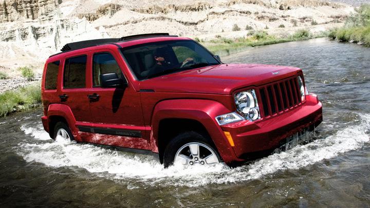 Jeep Liberty 2012 foto - 3