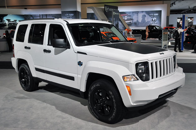 Jeep Liberty 2013 foto - 4