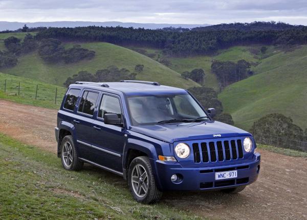 Jeep Patriot 2005 foto, imágenes y video revisión, precio ...
