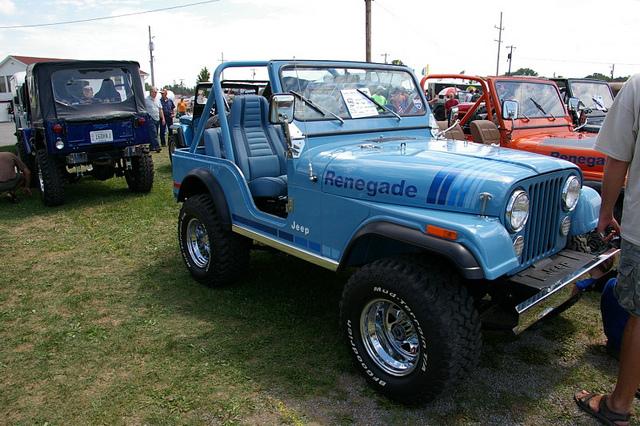 Jeep Renegade 1980 foto - 4