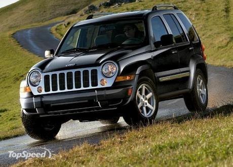 Jeep Renegade 2008 foto - 4