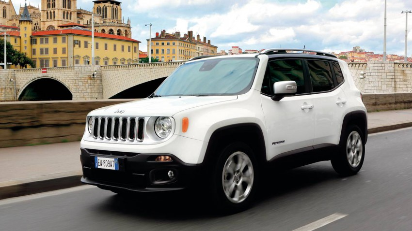 Jeep Renegade 2014 foto - 2