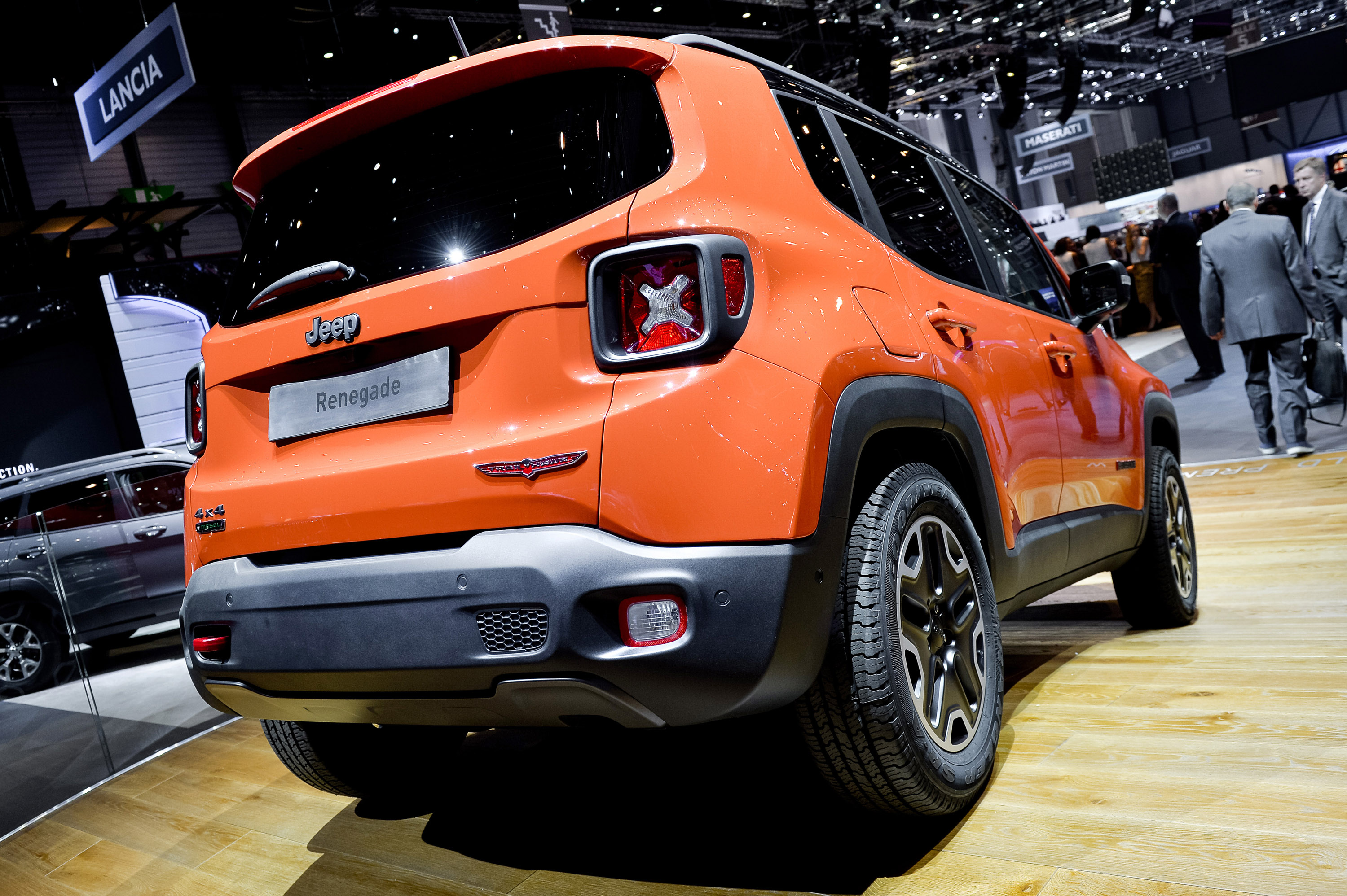Jeep Renegade 2014 foto - 4