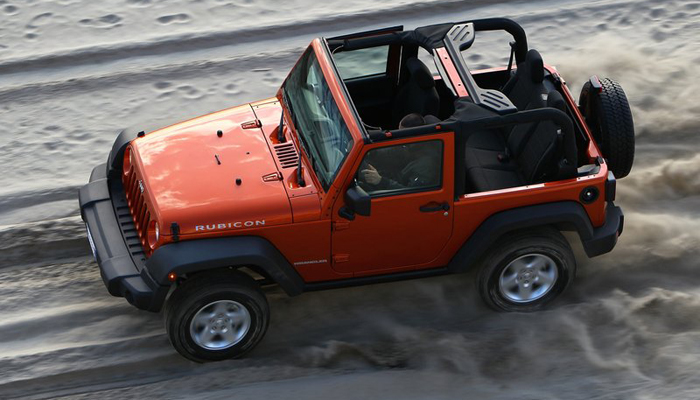 Jeep Rubicon 2015 foto - 4